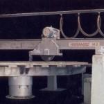 fresa a ponte minali
